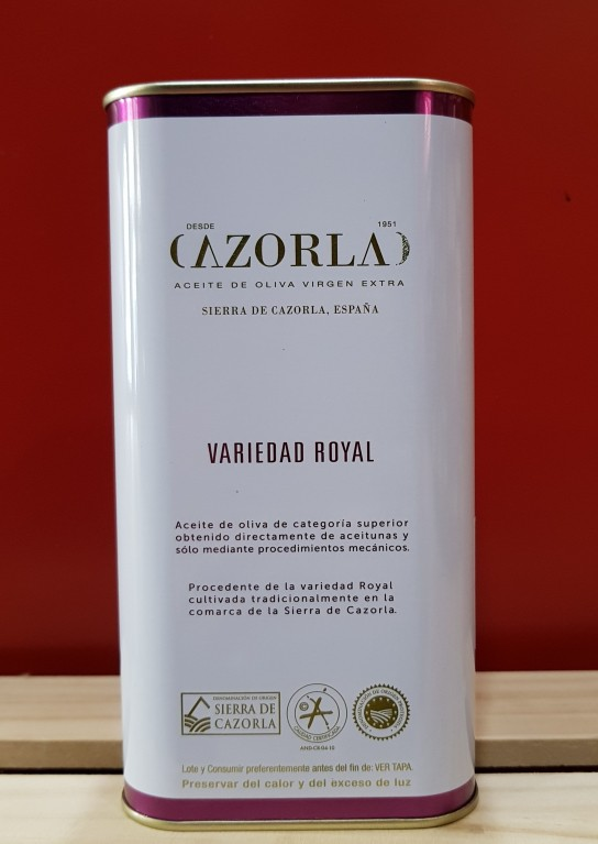 Royal 1L Lata - Cazorla