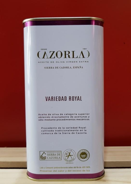 Royal 1L Lata - Cazorla