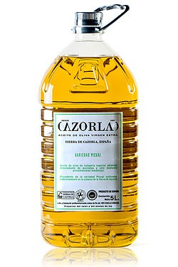Picual 5L Garrafa - Cazorla